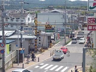 京阪木幡駅