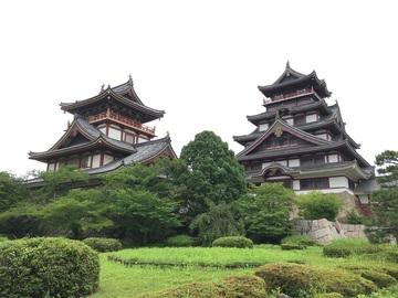 京都市伏見区の桃山城